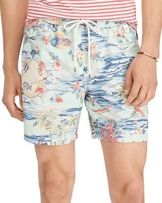 Polo Ralph Lauren Traveler Luau Swim Trunks