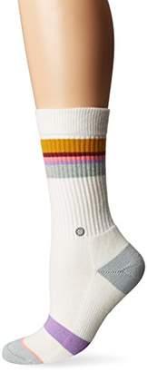 Stance Women's Jiggy Crew Sock