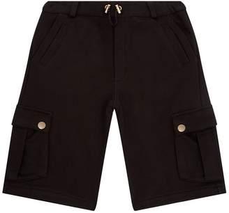 Balmain Cotton Cargo Shorts