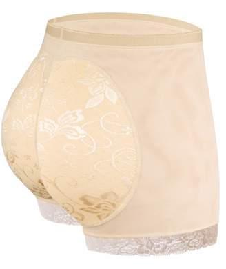 1bdebb8fde7b NINGMI Women Butt Lifter Padded Control Panties Hip Enhancer Underwear Body  Shape