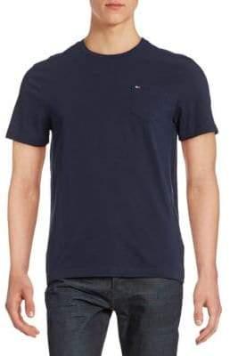 Tommy Hilfiger Beach Crew Neck Cotton T-Shirt
