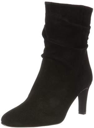 Högl Women''s Brooklyn Slouch Boots, (Black), 39 EU