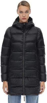 Parajumpers Marion Techno Nylon Down Coat