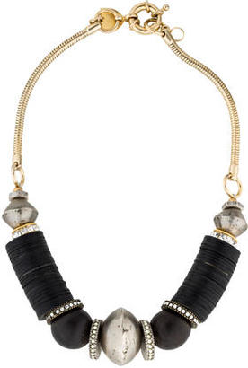 Giles & Brother Falcon Record Bead Necklace $125 thestylecure.com