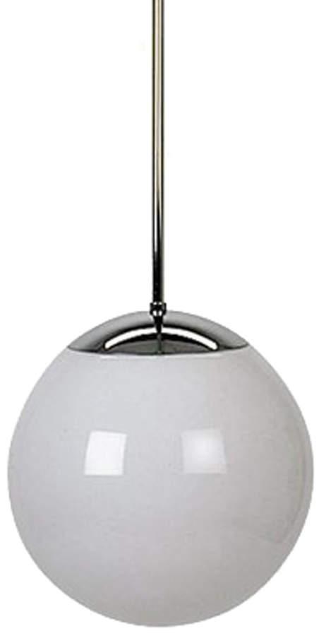HL99 Pendelleuchte Metall / Chrom, Ø 20 cm (max. 60W)