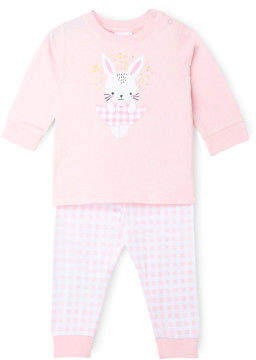 Sprout NEW Girls Pajama Set Pink