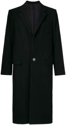 Ami Alexandre Mattiussi Three Buttons Long Coat