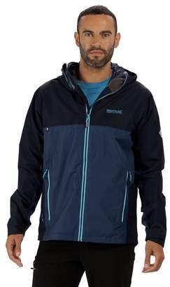 Regatta Blue 'Semita' Waterproof Jacket