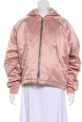 Fear Of God 2017 Satin Bomber Jacket