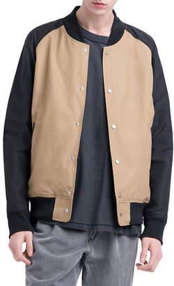 Herschel Contrast Varsity Jacket