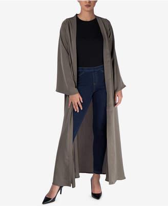 Verona Collection Bell-Sleeve Maxi Cardigan