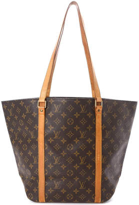 Louis Vuitton Monogram Sac Shopping Tote Bag - Vintage