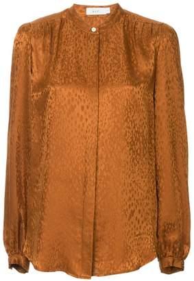 A.L.C. animal print blouse