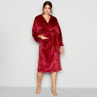 8082d3ec06 at Debenhams · J by Jasper Conran - Red Hooded Dressing Gown