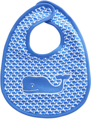 Vineyard Vines All Over Whale Bib