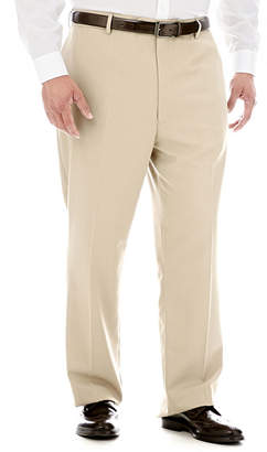 JCPenney THE FOUNDRY SUPPLY CO. The Foundry Big & Tall Supply Co. Flat-Front Dress Pants