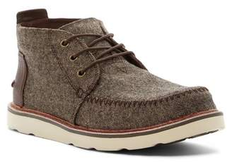 Toms Brushed Wool Chukka Boot