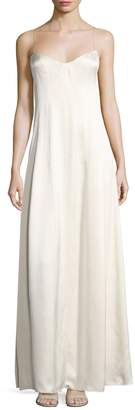 Narciso Rodriguez Women's Sweetheart Strapped Gown