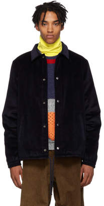 Missoni Navy Corduroy Jacket
