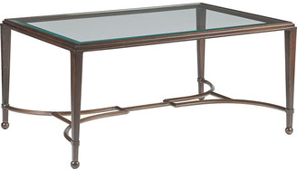 Artistica Sangiovese Coffee Table - Antiqued Copper