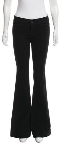 J BrandJ Brand Flared Mid-Rise Jeans w/ Tags