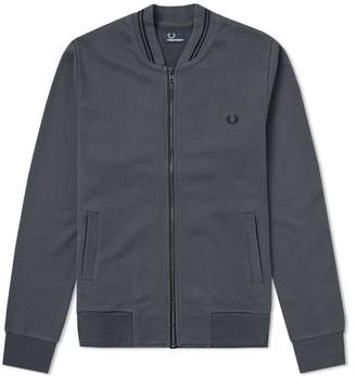 Fred Perry Authentic Bomber Neck Zip Sweat