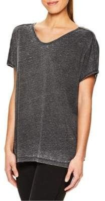 Gaiam Eden Crisscross Tee