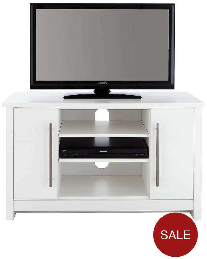 Mono Ready Assembled Corner TV Unit