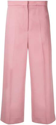 Rochas cropped pants