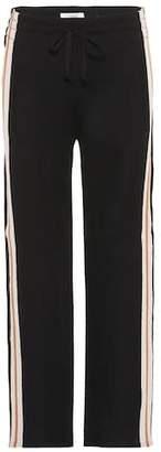 Etoile Isabel Marant Isabel Marant, Étoile Dobbs cropped trousers