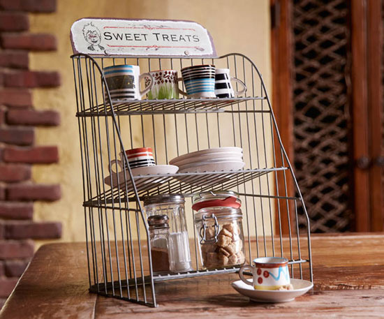 Napa Style Candy Counter Shelving