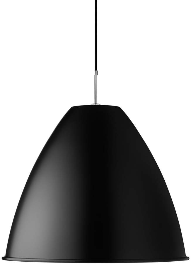Gubi - Bestlite BL9 XL Pendelleuchte, 60 cm, Schwarz