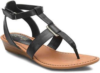 7e15dd12b0cf EuroSoft Black Women s Sandals - ShopStyle