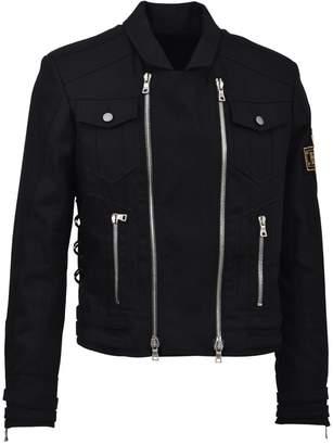 Balmain Waxed Cotton Jacket