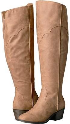Fergalicious Bata Wide Calf Women's Wide Shaft Boots