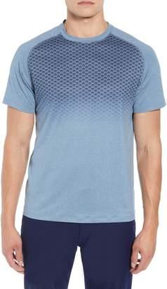 Peter Millar Rio Honeycomb Print Performance T-Shirt