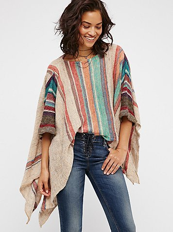 Fressia Stripe Pullover by Free People