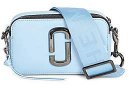 Marc Jacobs Women's The Snapshot DTM Coated Leather Camera Bag