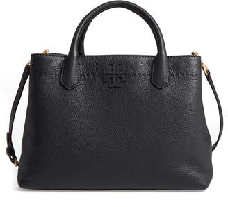 Tory Burch McGraw Triple Compartment Satchel