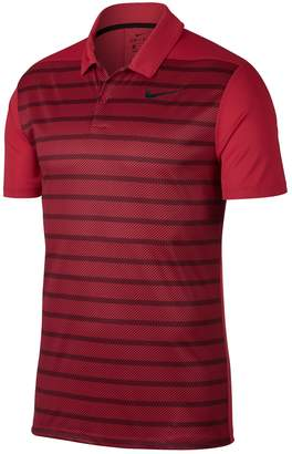 Nike Men's Dry Essential Regular-Fit Striped Golf Polo