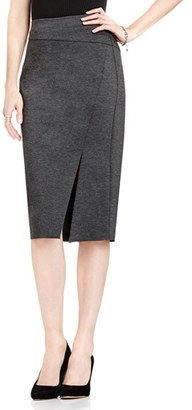 Women's Vince Camuto Slit Pencil Skirt $79 thestylecure.com