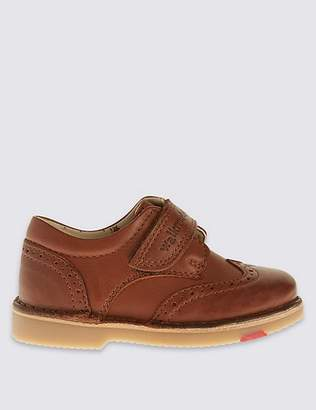 Marks and Spencer Kids' WalkmatesTM Brogue Boots (4 Small - 11 Small)