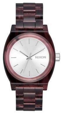 Nixon Teller Medium Time Acetate Watch