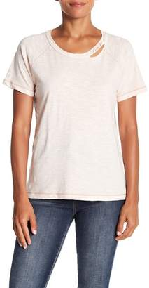Lucky Brand Lucky You Deconstructed Tee