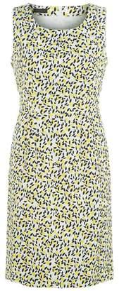 Escada Derani Lemon Dress