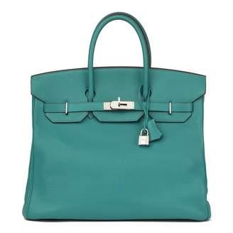 Hermes Haut à Courroies leather handbag