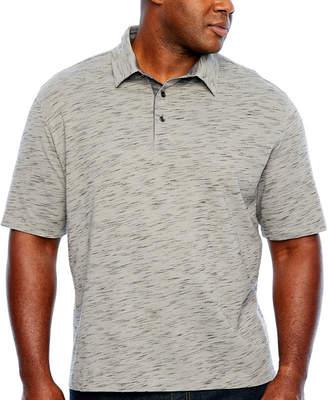 Van Heusen Mens Short Sleeve Polo Shirt Big and Tall