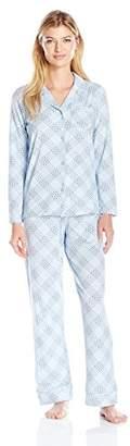 Pendleton Women's Ladies Jersey 2pc PJ Set