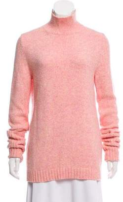 Christian Dior Cashmere-Mohair Knit Sweater