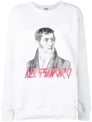MSGM Alessandro sweatshirt